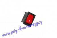 STOP spínač OleoMac - Efco - Alpina - Stiga - Partner - Talon (2317011)