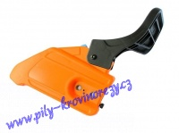 Kryt spojky kompletní Talon AC3110A6