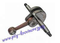 Kliková hřídel - Partner K650 Active