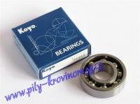 Ložisko klikové hřídele - KOYO 6201/C3K